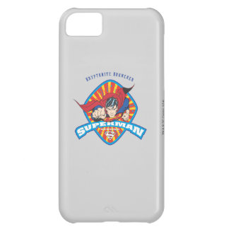 Logo and Flying with Name iPhone 5C Case