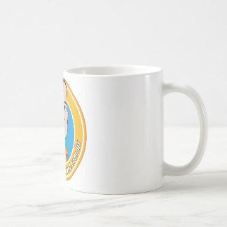 logo bola basic white mug