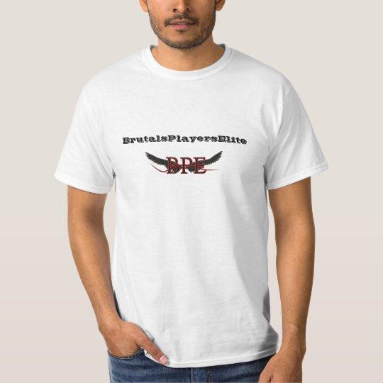 logo brutalsplayerselite T-Shirt