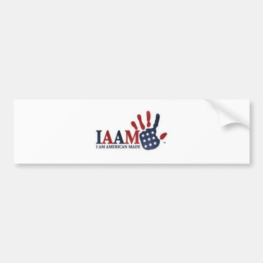 Logo Bumper Sticker