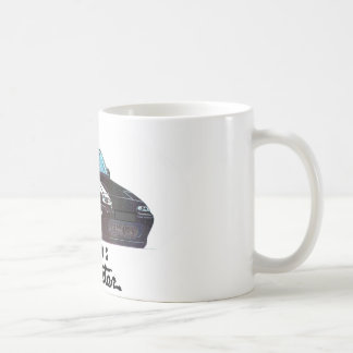 logo car image basic white mug