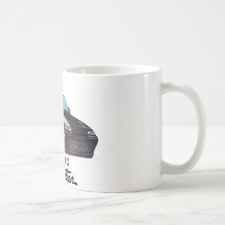 logo car image coffee mug