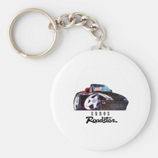logo car image key chain