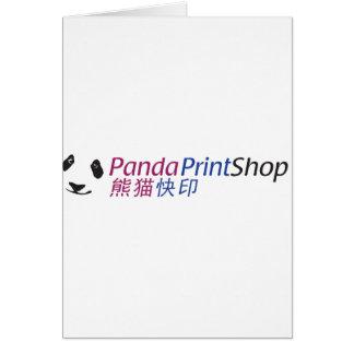 logo-chinese copy greeting card