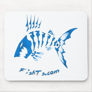 Logo Collection by FishTs com Mouse Mat