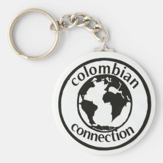 LOGO COLOMBIA_0001 BASIC ROUND BUTTON KEY RING
