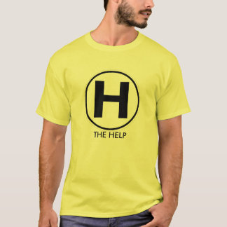 logo copy, THE HELP - Customized T-Shirt