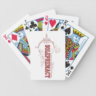 Logo Deck Poker Deck