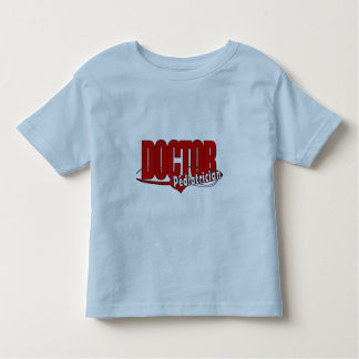 LOGO DOCTOR PEDIATRICIAN TODDLER T-Shirt