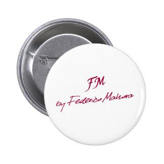 logo [FM BY FEDERICO MAHORA] Pins