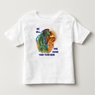 Logo Football  think it's to early view notes T-shirt
