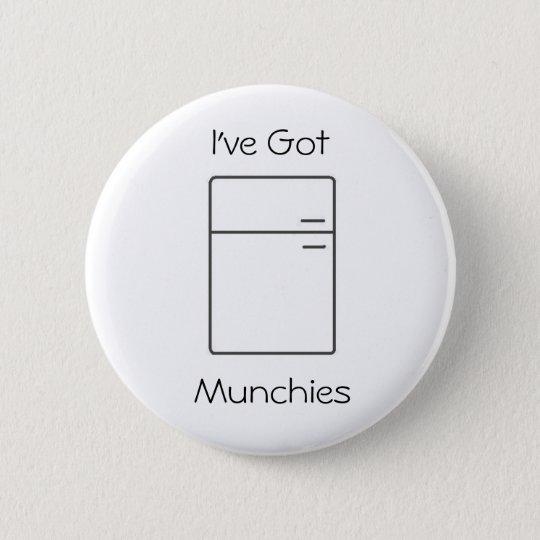 Logo fridge button