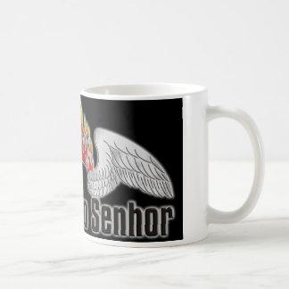 logo fundo preto basic white mug