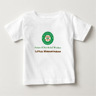 logo, Future ICNA Relief Worker, Little Humanit... T-shirt