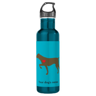 Logo Heart Water Bottle 710 Ml Water Bottle
