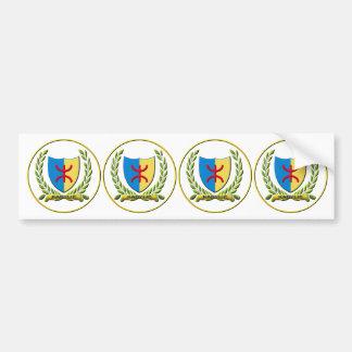 logo kabylie bumper sticker