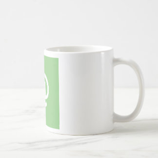 Logo of e-mail basic white mug