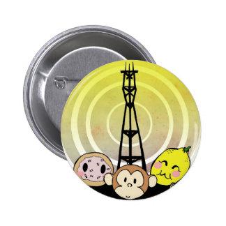 Logo of Power 6 Cm Round Badge