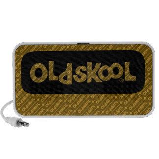 Logo OLSKOOL iPhone Speakers