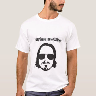 Logo On Transperancy, Brian Bethke T-Shirt