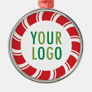 Logo Ornament Promotional Holiday Employee Gift