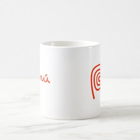 Logo Peru Classic White Coffee Mug