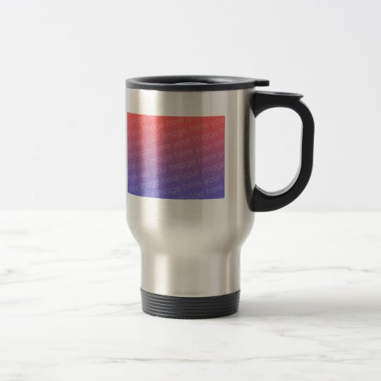 Logo / Photo Mug by SRF