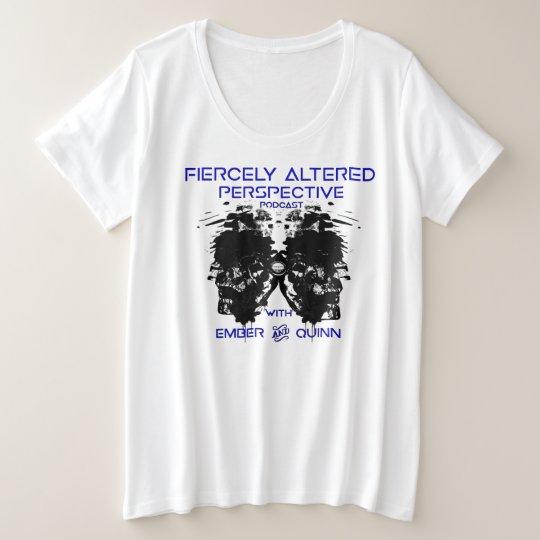 logo plus size plus size T-Shirt