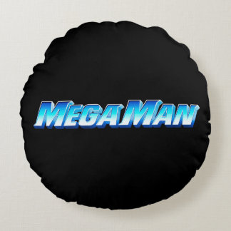Logo Round Cushion