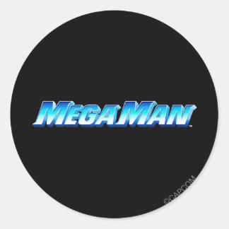 Logo Round Sticker
