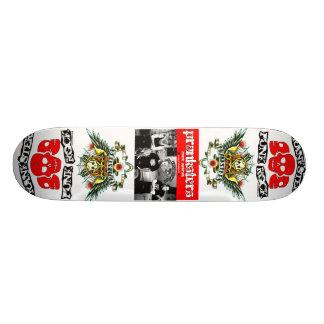 logo skate deck