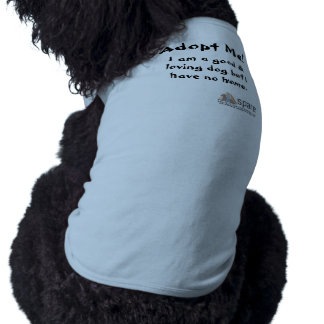 logo spare, Adopt Me! , I am a good Sleeveless Dog Shirt