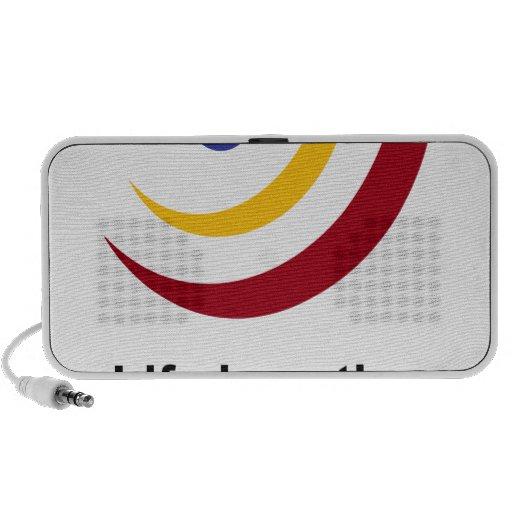 Logo Speaker