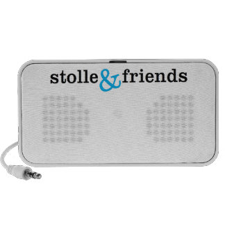 logo stolle&friends PC speakers