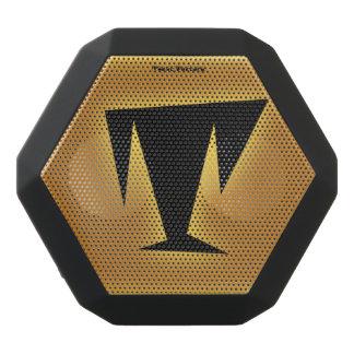 Logo Toastie Black Boombox Speaker