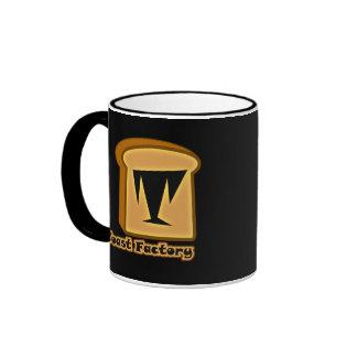 Logo Toastie Black Mug