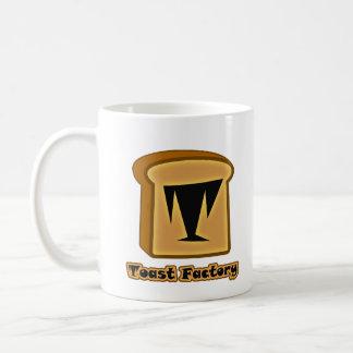 Logo Toastie White Mug
