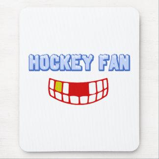 Logo - Toothless Hockey Fan Mouse Pad