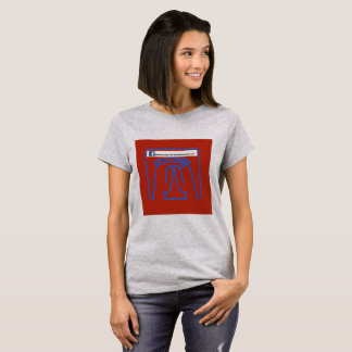 Logo tshirt Relationship with God and a godly man