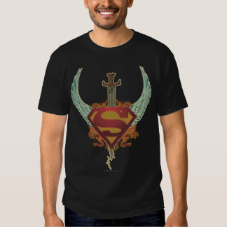 Logo with Wings Tee Shirt