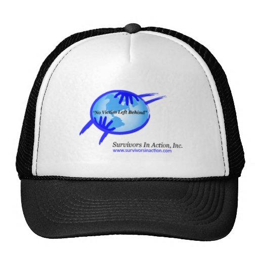 logoAnimation2 Trucker Hat