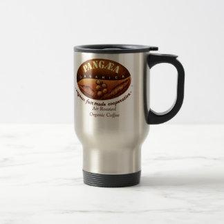 logobig, Air Roasted Organic Coffee Stainless Steel Travel Mug