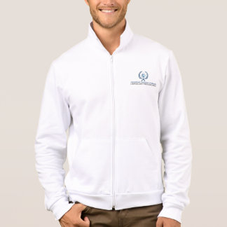 Logo'd Apparel California Fleece Zip Jogge Jacket