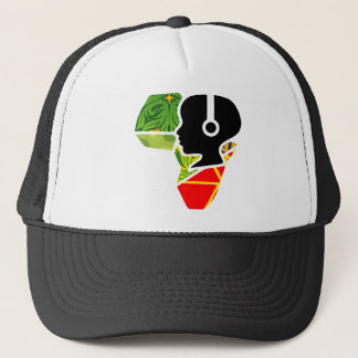 logoo trucker hat
