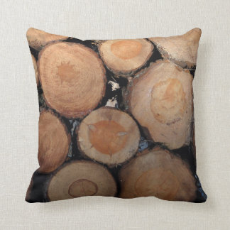 Logs cushion