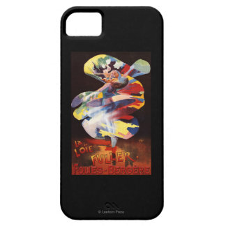 Loie Fuller at Folies-Bergere Theatre Barely There iPhone 5 Case