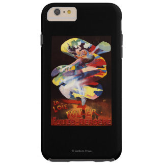 Loie Fuller at Folies-Bergere Theatre Tough iPhone 6 Plus Case