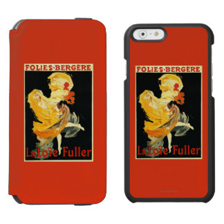 Loie Fuller at the Folies-Bergere Theatre Incipio Watson™ iPhone 6 Wallet Case