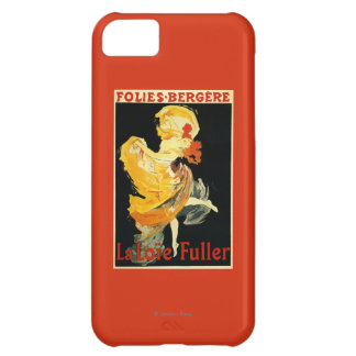 Loie Fuller at the Folies-Bergere Theatre iPhone 5C Case