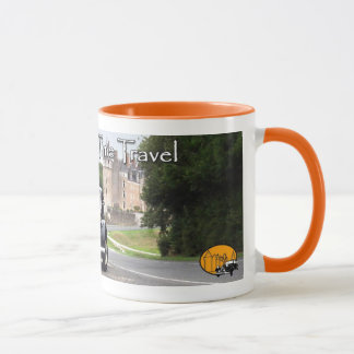 Loire Valley Time Travel coffee cup
